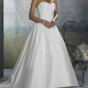 WHITE color Forever Yours Bridal Gown